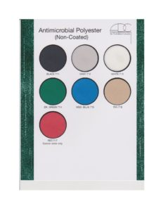 thumbnail of ADC – Antimicrobial Polyester Fabric Color Card