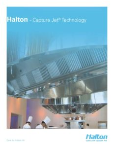 thumbnail of Halton Capture Jet Brochure
