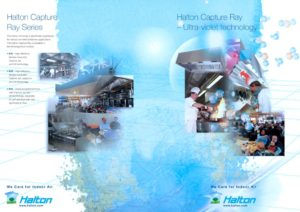 thumbnail of Halton Capture Ray Brochure