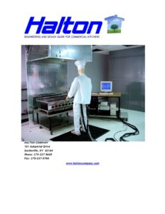 thumbnail of Halton Design Guide