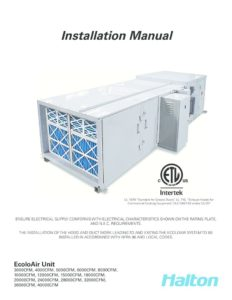 thumbnail of Halton EcoloAir Installation Manual_EAIM_11-2010