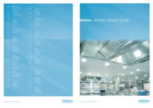 thumbnail of Halton Kitchen Design Guide