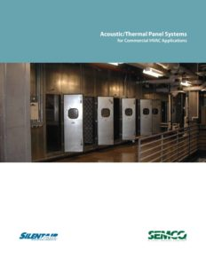 thumbnail of Semco – Acoustic Thermal Panel Systems Brochure