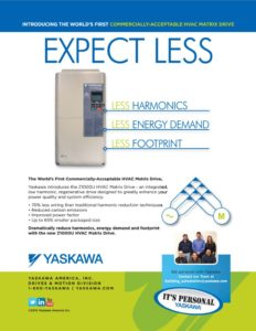 thumbnail of Yaskawa Matrix VFD Expect-Less