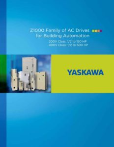 thumbnail of Yaskawa Z1000 Drive Family BL.Z1000.01 (2)