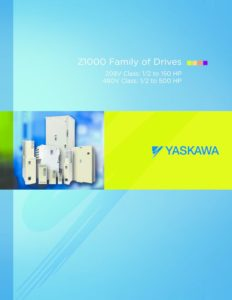 thumbnail of Yaskawa large Z1000 brochure BL.Z1000.01