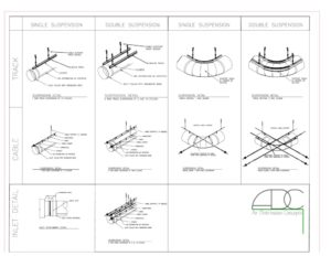 thumbnail of ADC – Fabric Duct Support Details