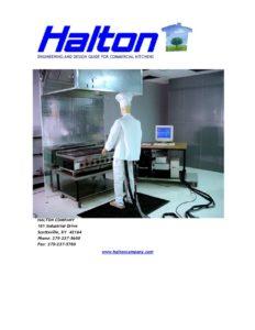 thumbnail of Halton Design Guide
