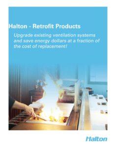 thumbnail of Halton Retrofit Brochure