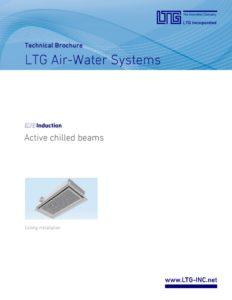 thumbnail of LTG Active Chilled Beams Catalog
