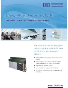 thumbnail of LTG HFG Induction Chilled Beam Brochure