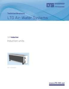 thumbnail of LTG HFG Induction Chilled Beam Technical Brochure