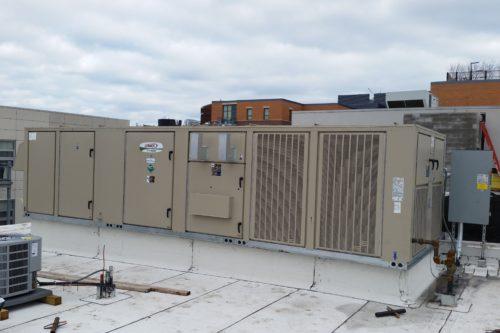 Lennox Energence Unit