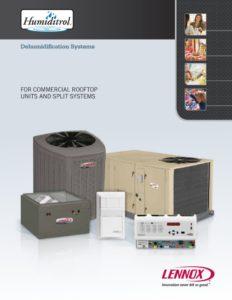 thumbnail of Lennox Humiditrol brochure