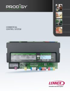 thumbnail of Lennox Prodigy_system_brochure