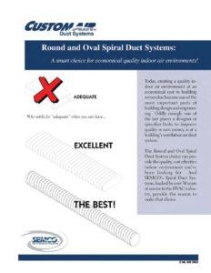 thumbnail of SEMCO Duct Comparison