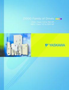 thumbnail of Yaskawa large Z1000 brochure BL.Z1000.01